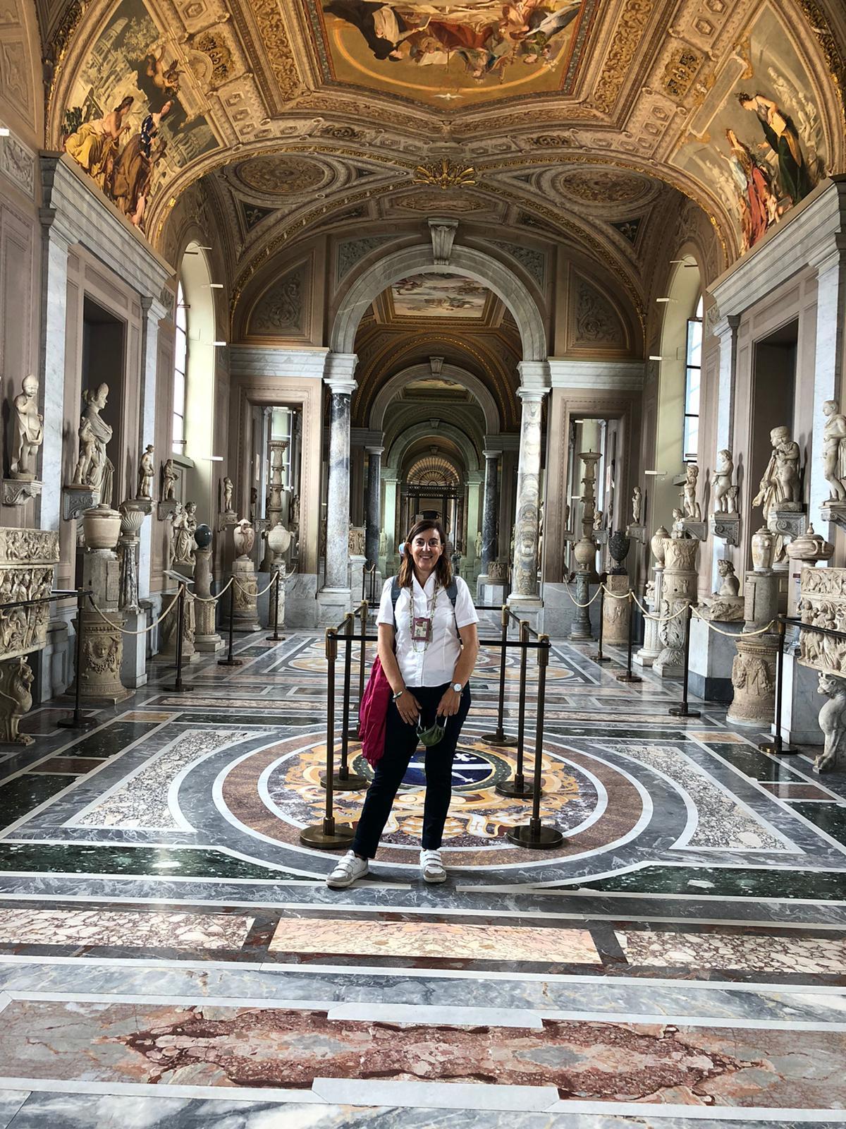 Laura, Vatican Museums